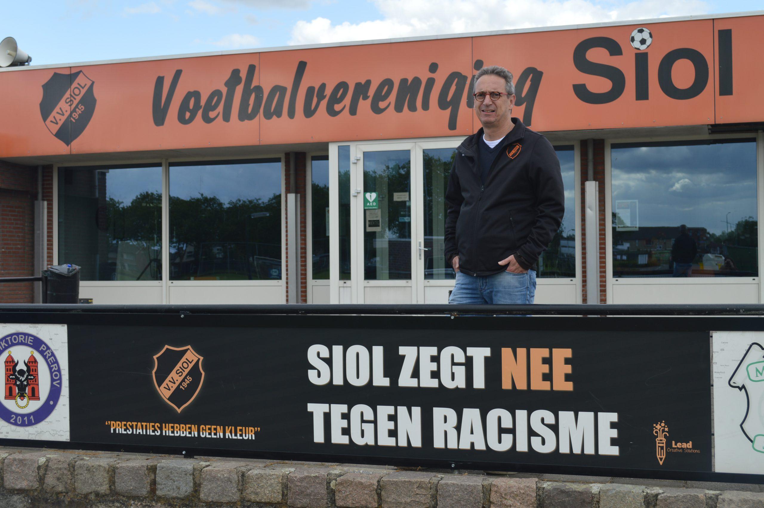 Cuijkse voetbalclub SIOL kijkt niet meer weg van racisme